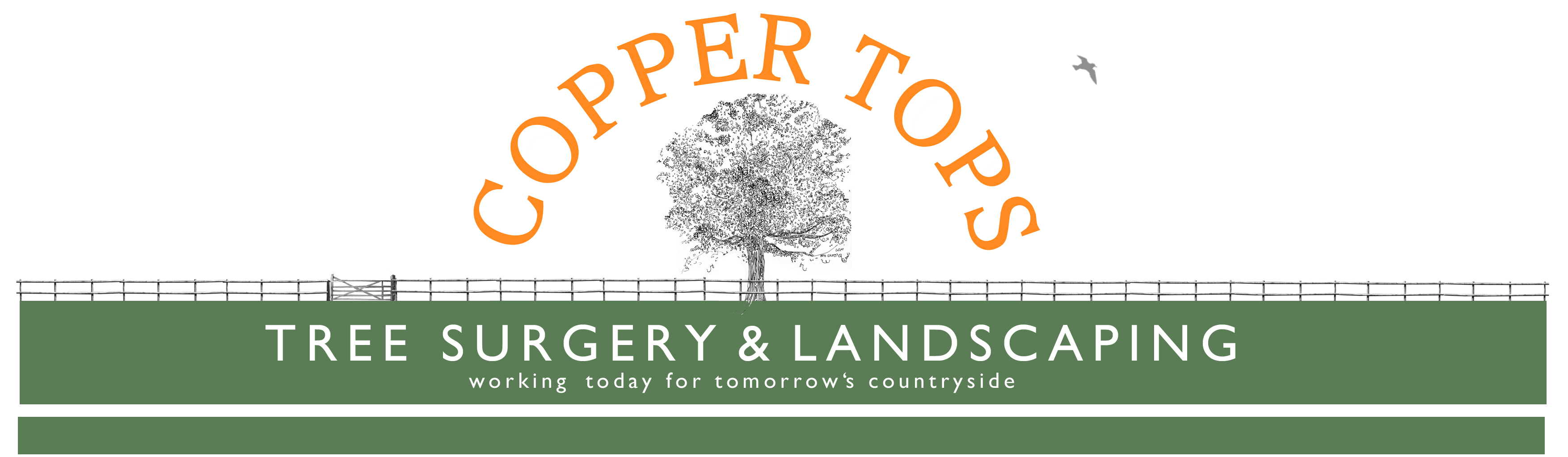 Copper Tops: Tree Surgery and Landscaping